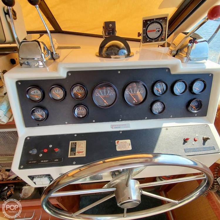 1979 Trojan boat for sale, model of the boat is 36 & Image # 38 of 40