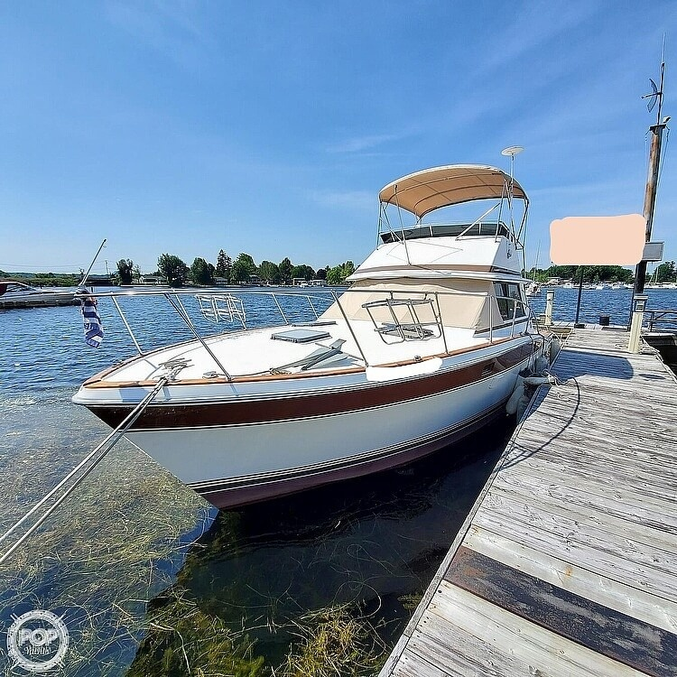 1979 Trojan boat for sale, model of the boat is 36 & Image # 2 of 40