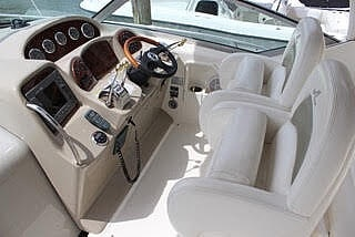2006 Sea Ray boat for sale, model of the boat is 340 Sundancer & Image # 4 of 17
