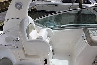 2006 Sea Ray boat for sale, model of the boat is 340 Sundancer & Image # 13 of 17