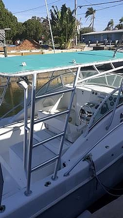2001 Hydrocat boat for sale, model of the boat is 30 & Image # 32 of 40