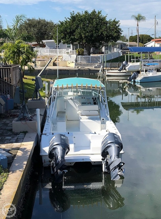 2001 Hydrocat boat for sale, model of the boat is 30 & Image # 11 of 40