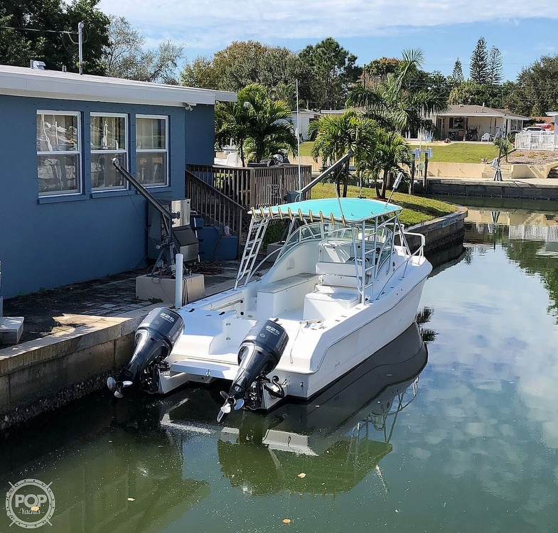 2001 Hydrocat boat for sale, model of the boat is 30 & Image # 13 of 40