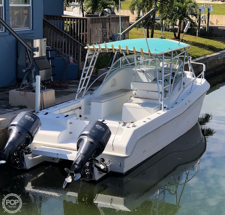 2001 Hydrocat boat for sale, model of the boat is 30 & Image # 7 of 40