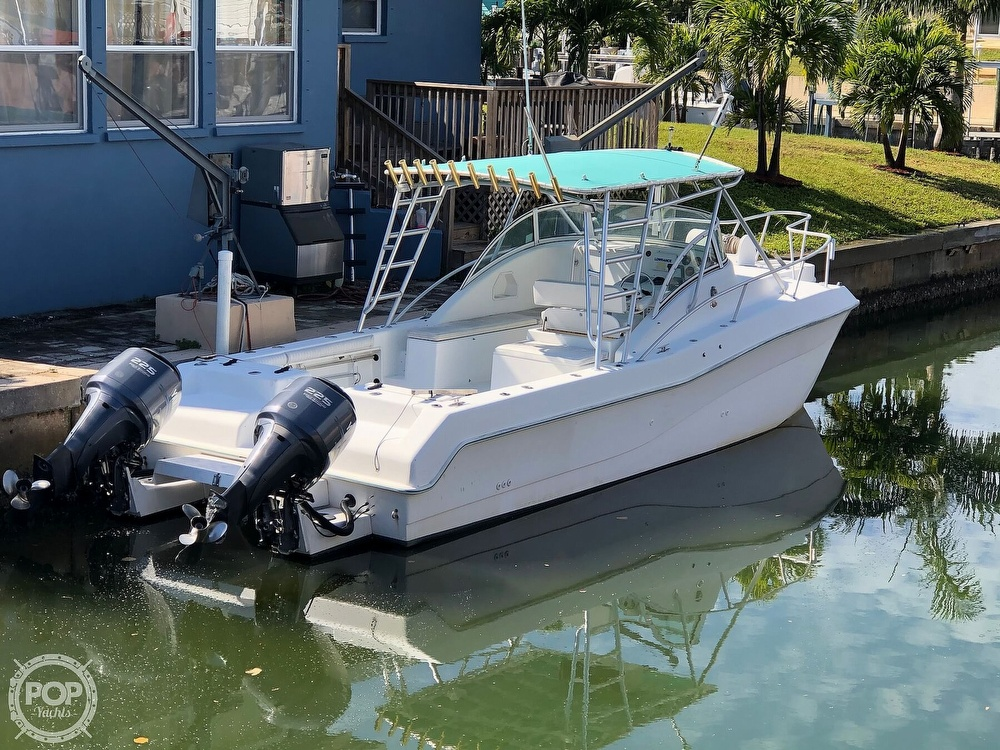 2001 Hydrocat boat for sale, model of the boat is 30 & Image # 5 of 40
