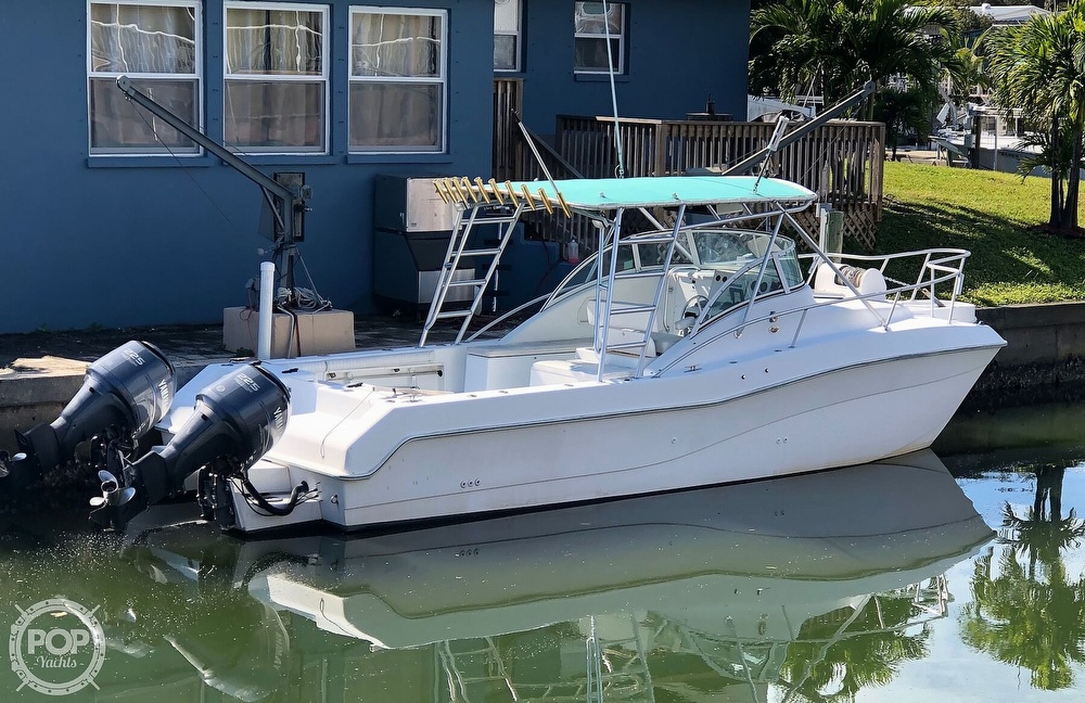 2001 Hydrocat boat for sale, model of the boat is 30 & Image # 3 of 40