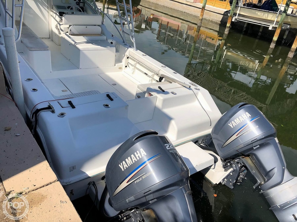 2001 Hydrocat boat for sale, model of the boat is 30 & Image # 18 of 40