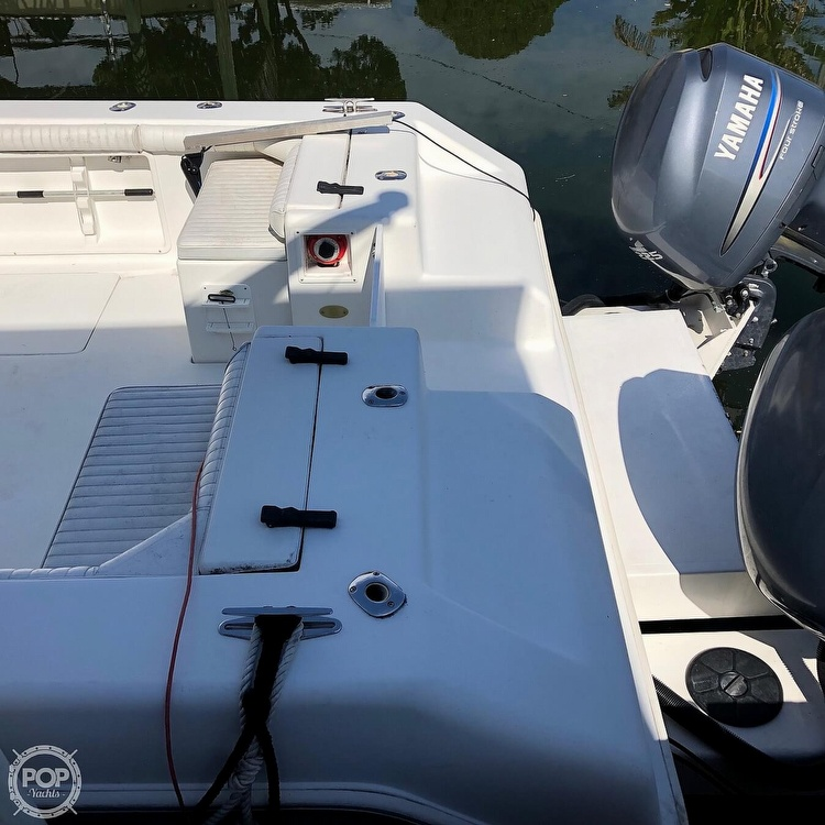 2001 Hydrocat boat for sale, model of the boat is 30 & Image # 19 of 40
