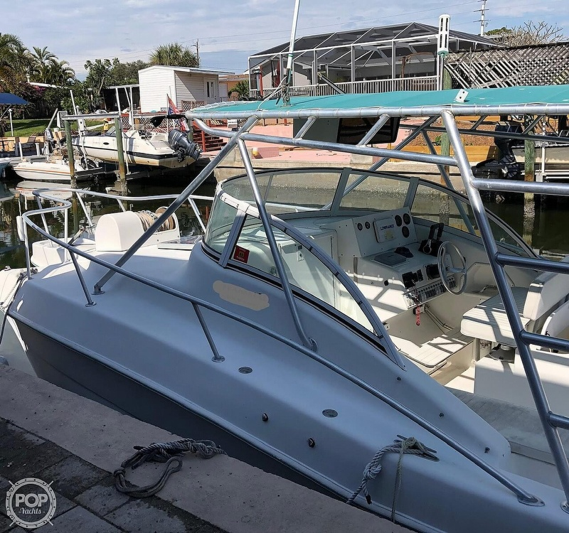2001 Hydrocat boat for sale, model of the boat is 30 & Image # 33 of 40