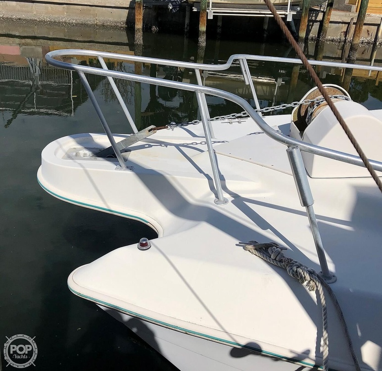 2001 Hydrocat boat for sale, model of the boat is 30 & Image # 23 of 40