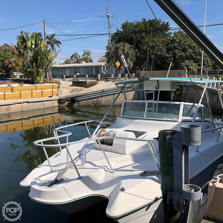2001 Hydrocat boat for sale, model of the boat is 30 & Image # 21 of 40