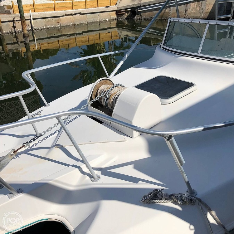 2001 Hydrocat boat for sale, model of the boat is 30 & Image # 25 of 40