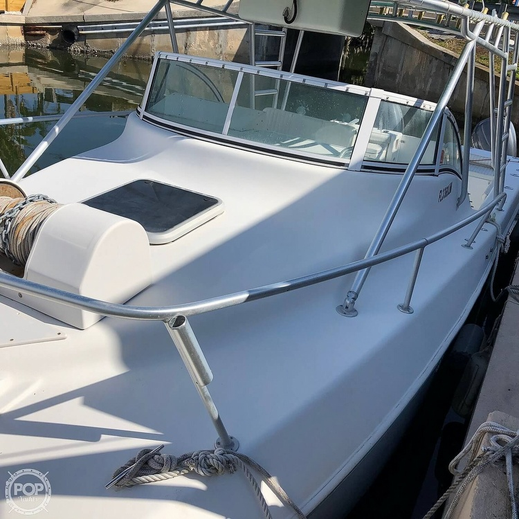 2001 Hydrocat boat for sale, model of the boat is 30 & Image # 26 of 40