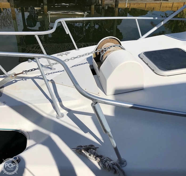 2001 Hydrocat boat for sale, model of the boat is 30 & Image # 27 of 40