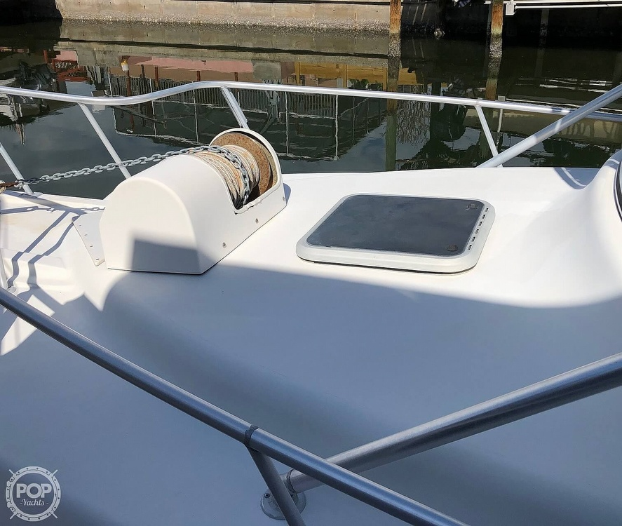 2001 Hydrocat boat for sale, model of the boat is 30 & Image # 29 of 40