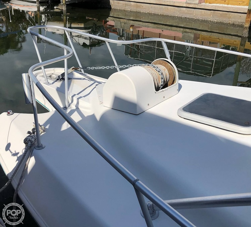2001 Hydrocat boat for sale, model of the boat is 30 & Image # 30 of 40