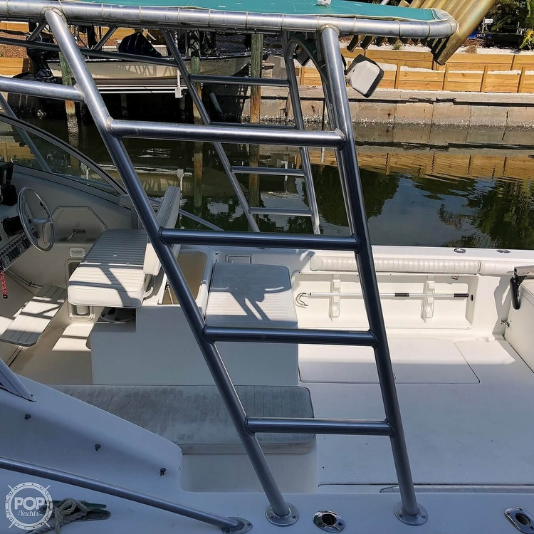 2001 Hydrocat boat for sale, model of the boat is 30 & Image # 37 of 40