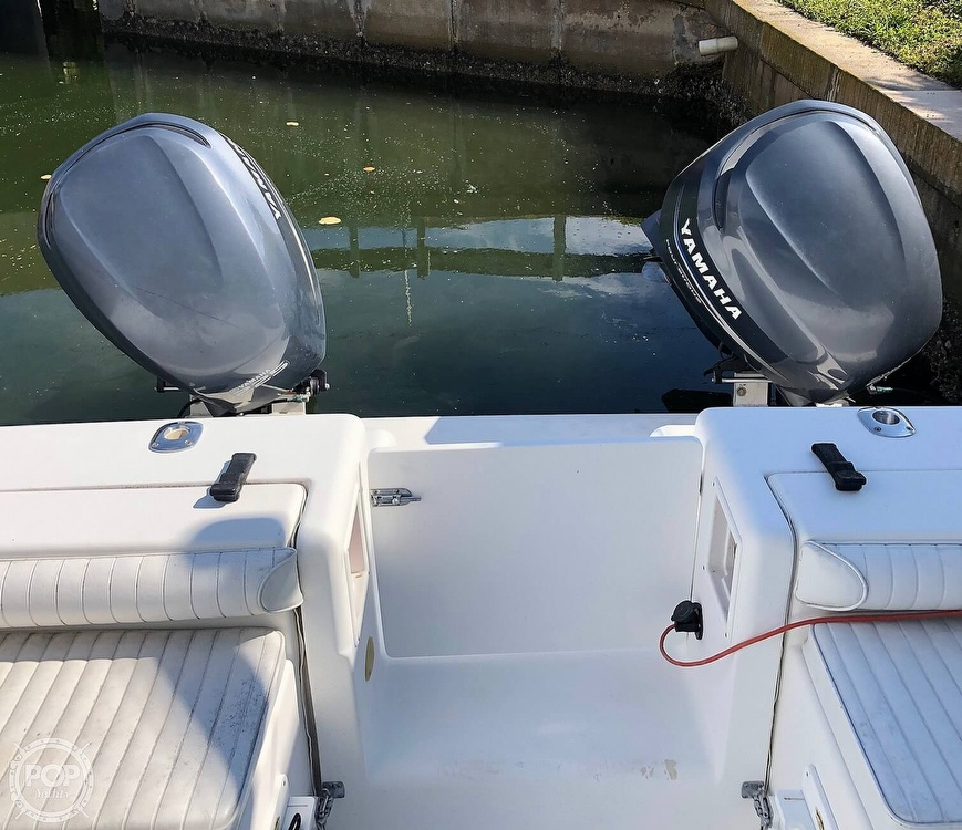 2001 Hydrocat boat for sale, model of the boat is 30 & Image # 12 of 40
