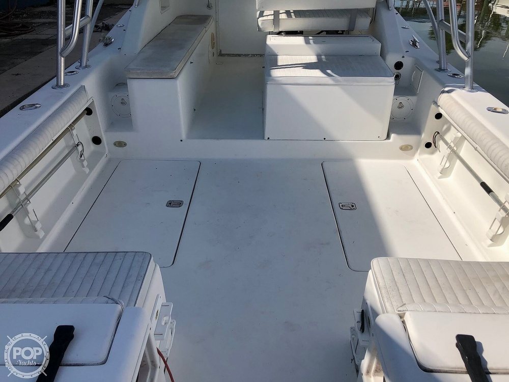 2001 Hydrocat boat for sale, model of the boat is 30 & Image # 6 of 40