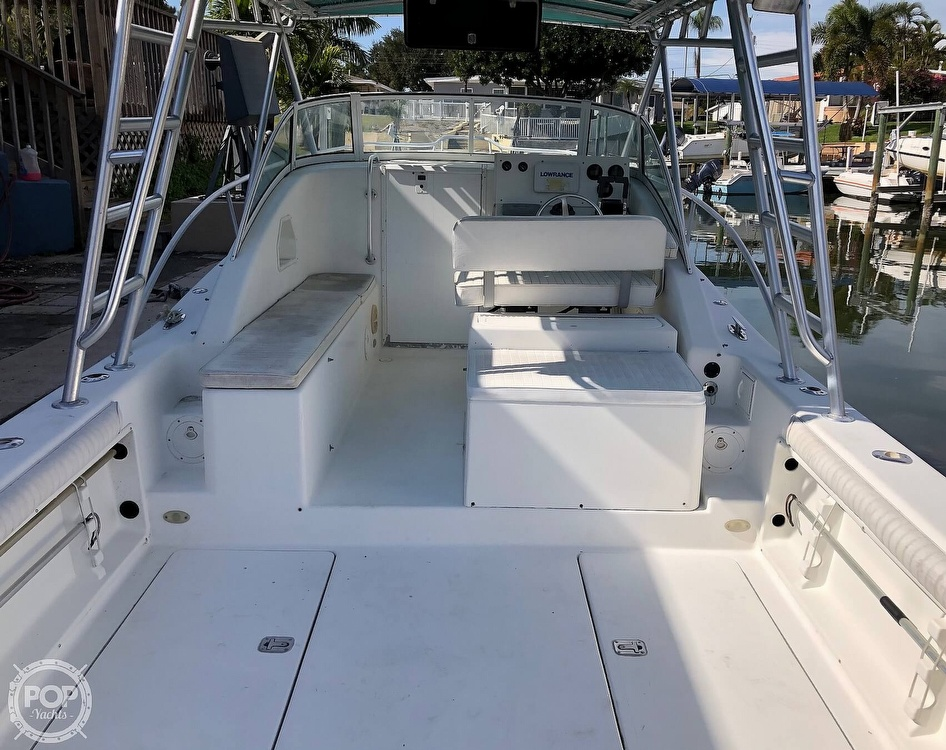 2001 Hydrocat boat for sale, model of the boat is 30 & Image # 4 of 40