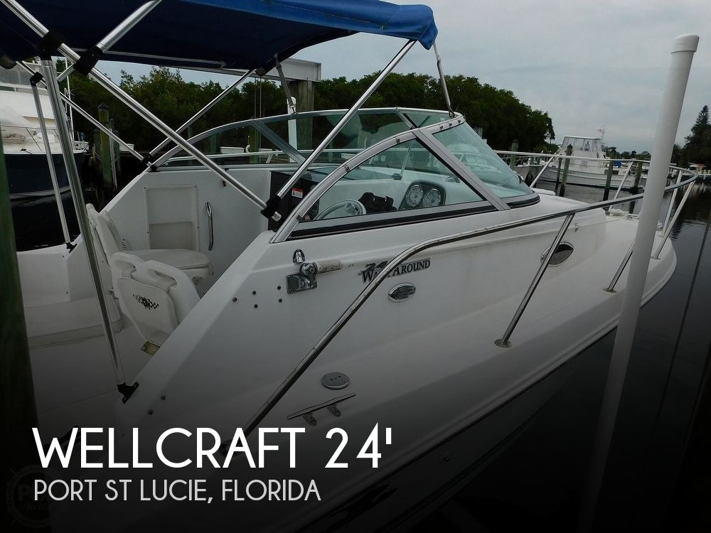 2004 Wellcraft boat for sale, model of the boat is Tournament Edition & Image # 1 of 40