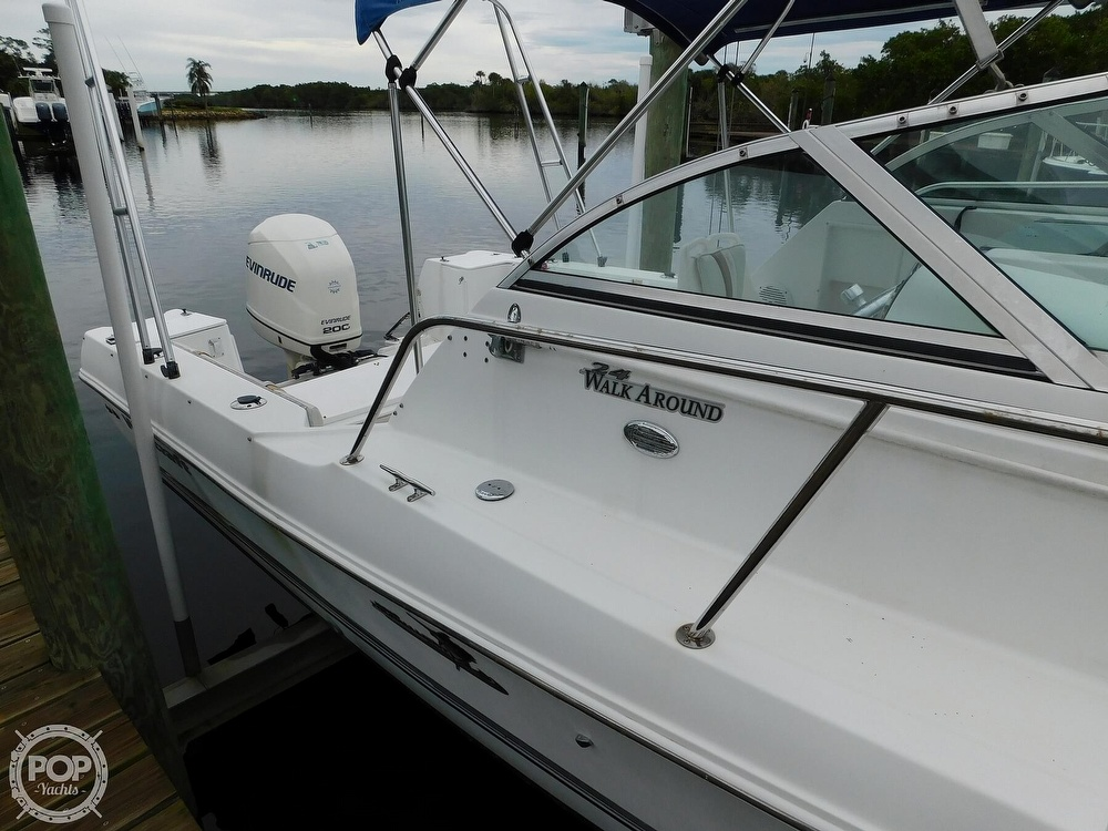 2004 Wellcraft boat for sale, model of the boat is Tournament Edition & Image # 16 of 40