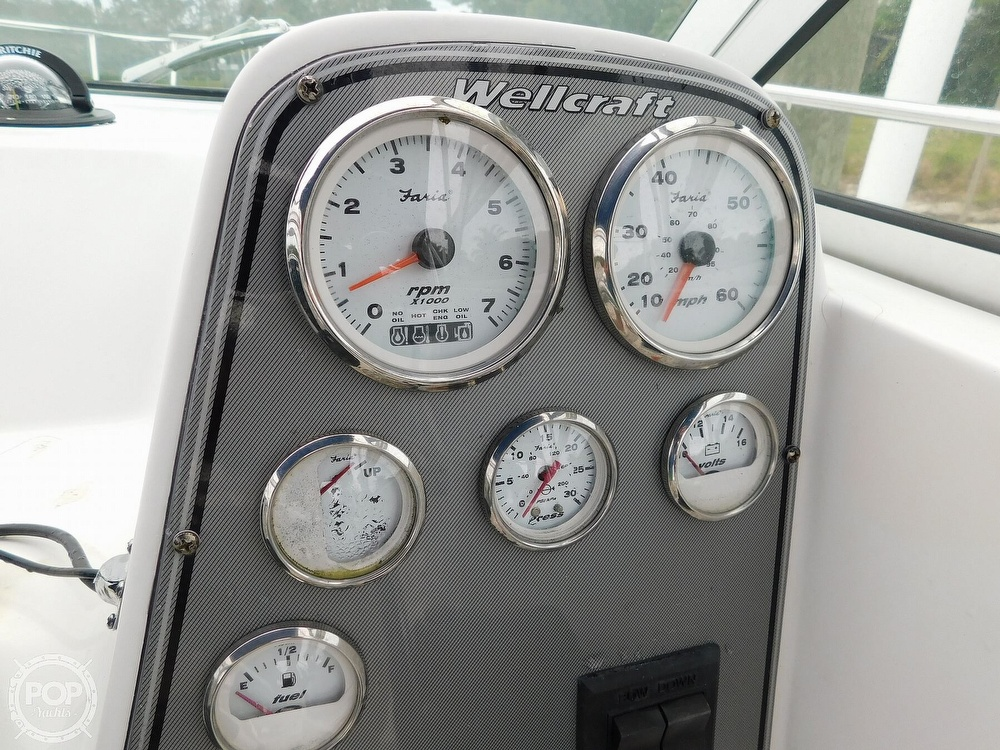 2004 Wellcraft boat for sale, model of the boat is Tournament Edition & Image # 37 of 40
