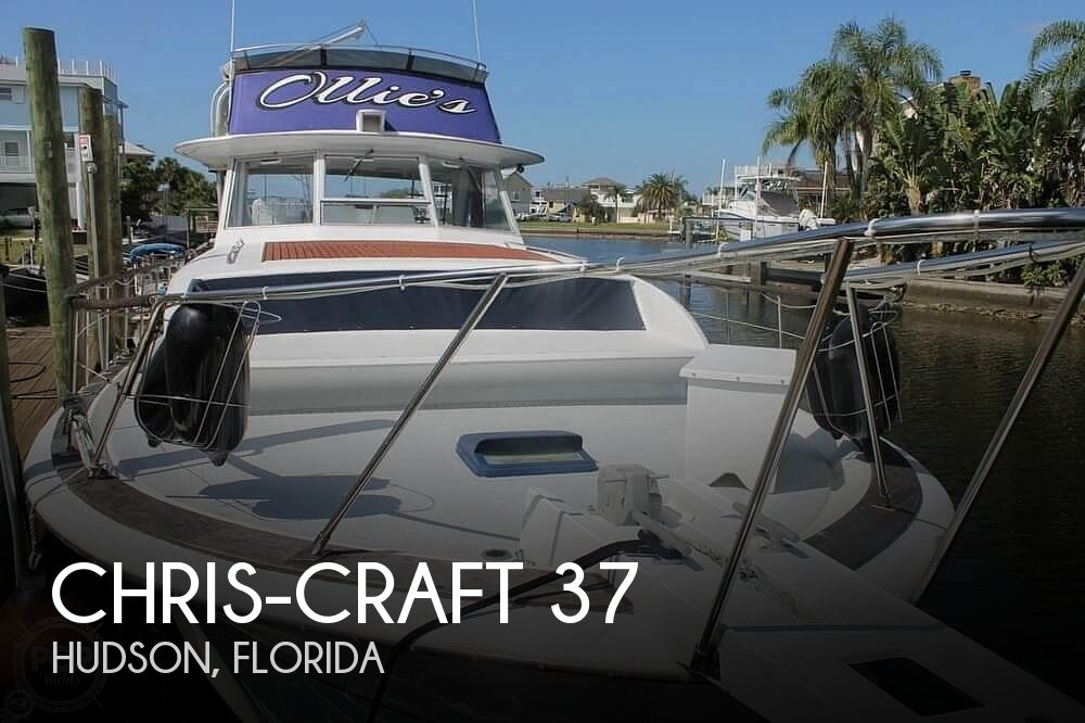 1969 Chris Craft boat for sale, model of the boat is 47 Commander & Image # 1 of 40