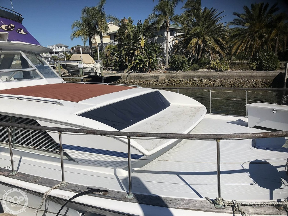 1969 Chris Craft boat for sale, model of the boat is 47 Commander & Image # 6 of 40