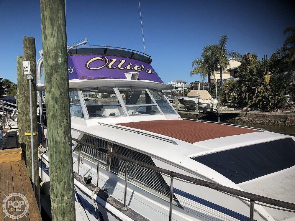 1969 Chris Craft boat for sale, model of the boat is 47 Commander & Image # 8 of 40