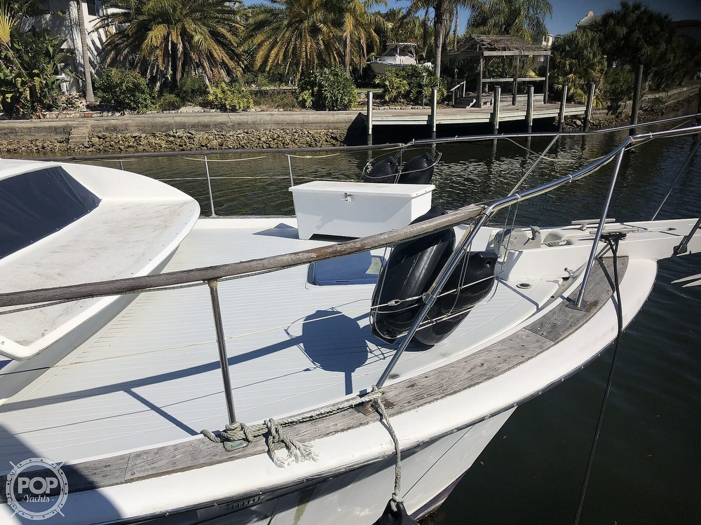1969 Chris Craft boat for sale, model of the boat is 47 Commander & Image # 9 of 40