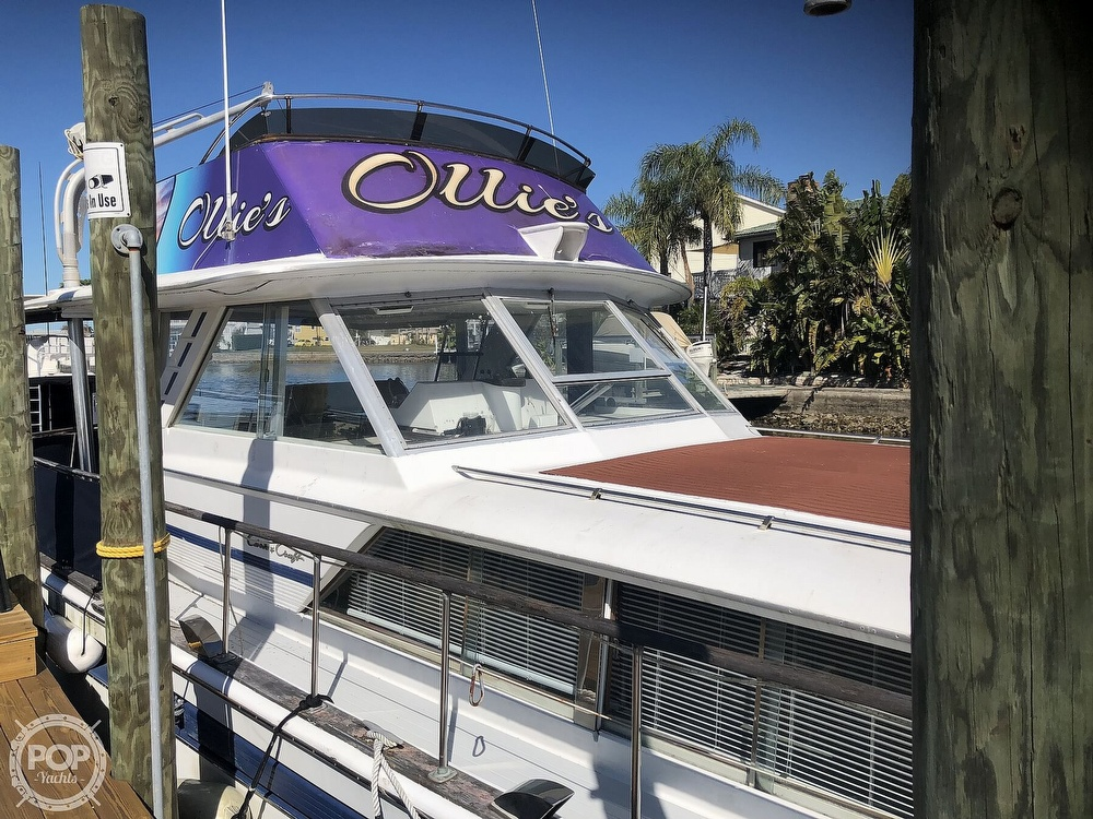 1969 Chris Craft boat for sale, model of the boat is 47 Commander & Image # 10 of 40