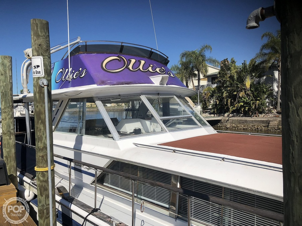 1969 Chris Craft boat for sale, model of the boat is 47 Commander & Image # 11 of 40