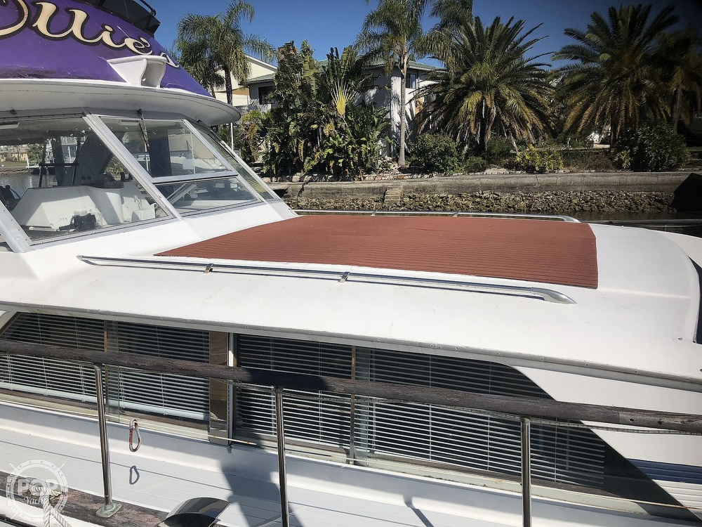 1969 Chris Craft boat for sale, model of the boat is 47 Commander & Image # 13 of 40