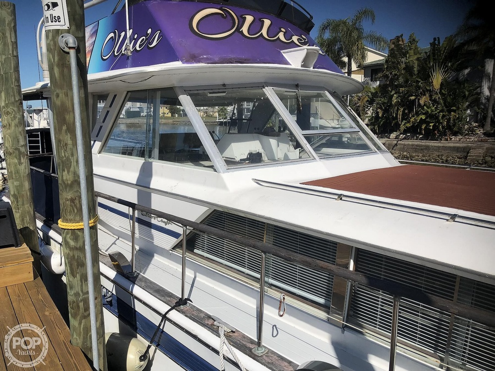 1969 Chris Craft boat for sale, model of the boat is 47 Commander & Image # 14 of 40