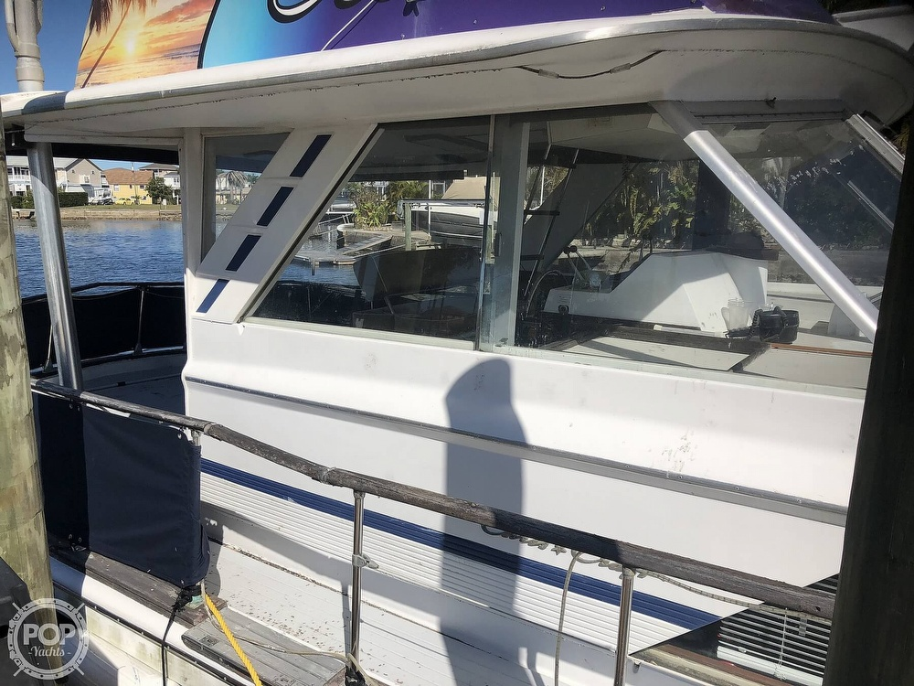 1969 Chris Craft boat for sale, model of the boat is 47 Commander & Image # 15 of 40