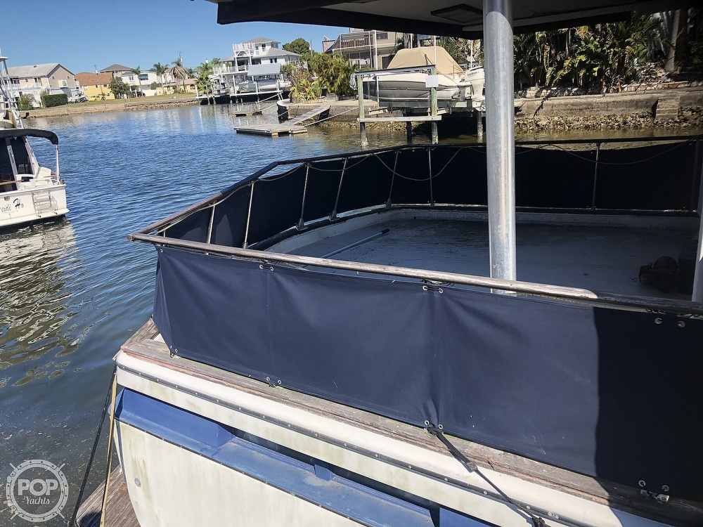 1969 Chris Craft boat for sale, model of the boat is 47 Commander & Image # 17 of 40