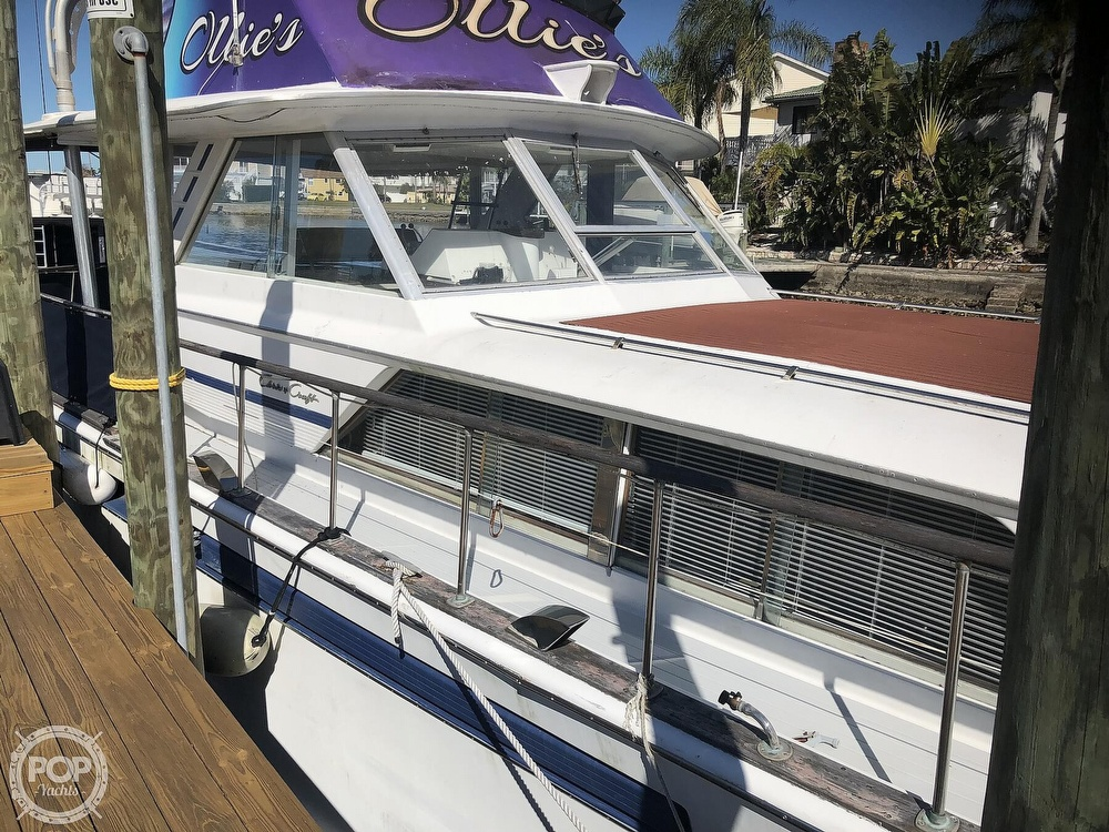 1969 Chris Craft boat for sale, model of the boat is 47 Commander & Image # 20 of 40