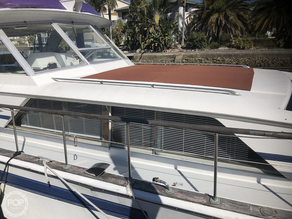 1969 Chris Craft boat for sale, model of the boat is 47 Commander & Image # 21 of 40
