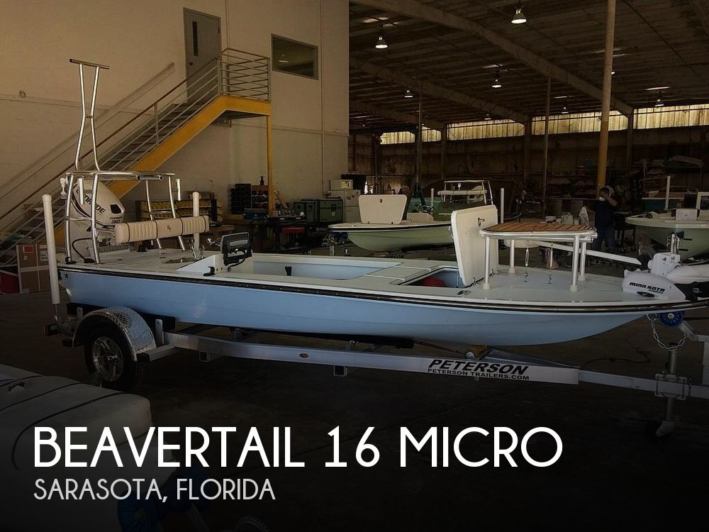 Used Beavertail Skiffs Boats For Sale by owner | 2014 Beavertail Skiffs 16 Micro