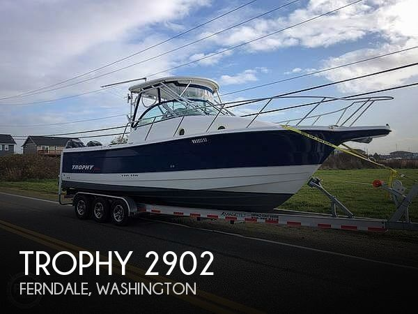 Used Trophy Boats For Sale by owner | 2006 Trophy 2902