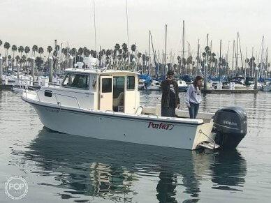 Parker Marine 2520 Deep Vee, 2520, for sale - $76,700
