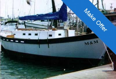1998 Tahiti boat for sale, model of the boat is 33 Sailboat & Image # 4 of 40