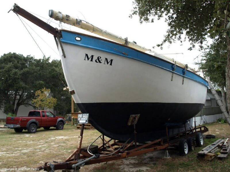 1998 Tahiti boat for sale, model of the boat is 33 Sailboat & Image # 5 of 40