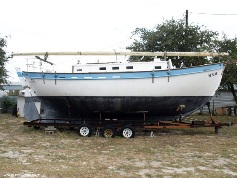 1998 Tahiti boat for sale, model of the boat is 33 Sailboat & Image # 2 of 40