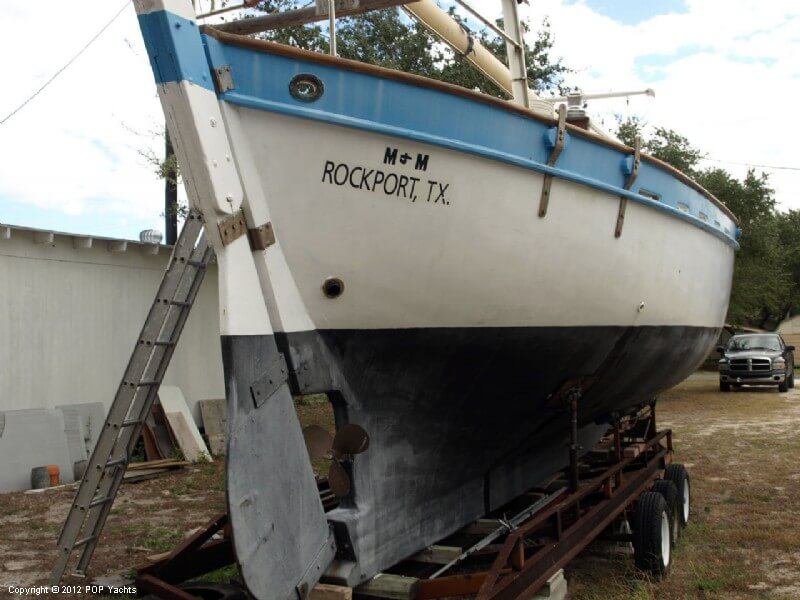 1998 Tahiti boat for sale, model of the boat is 33 Sailboat & Image # 3 of 40