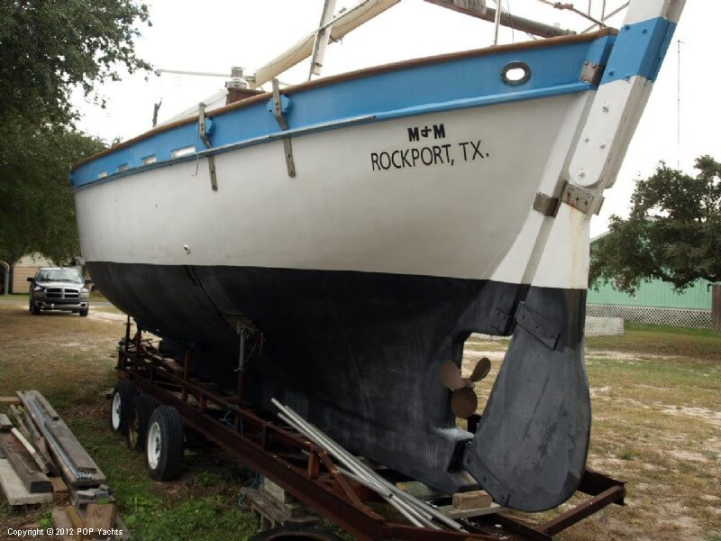 1998 Tahiti boat for sale, model of the boat is 33 Sailboat & Image # 6 of 40