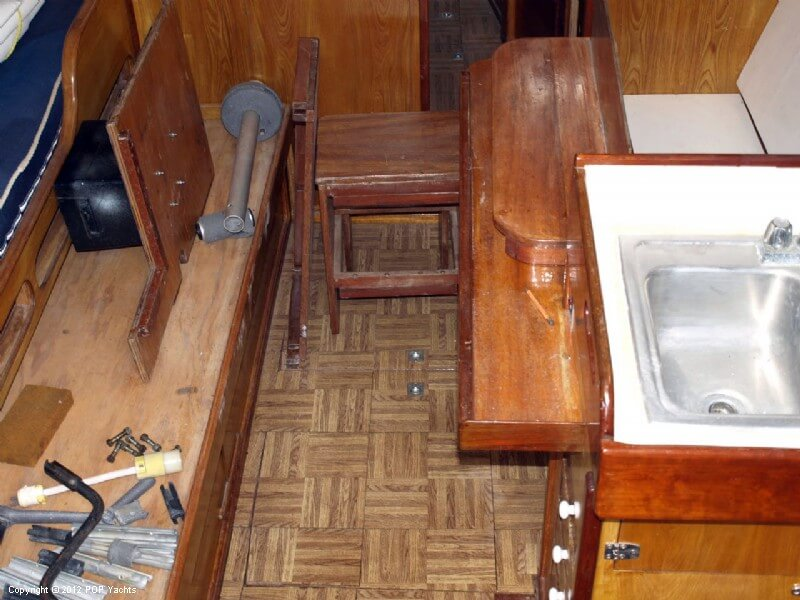 1998 Tahiti boat for sale, model of the boat is 33 Sailboat & Image # 7 of 40