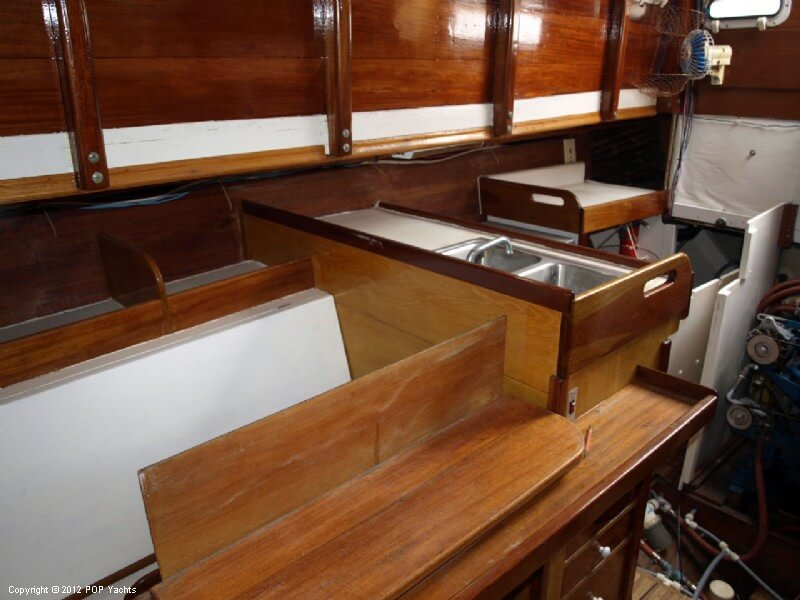 1998 Tahiti boat for sale, model of the boat is 33 Sailboat & Image # 9 of 40