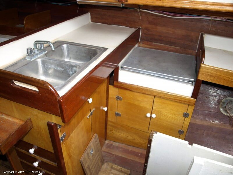 1998 Tahiti boat for sale, model of the boat is 33 Sailboat & Image # 20 of 40